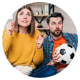 contratar canal Fútbol