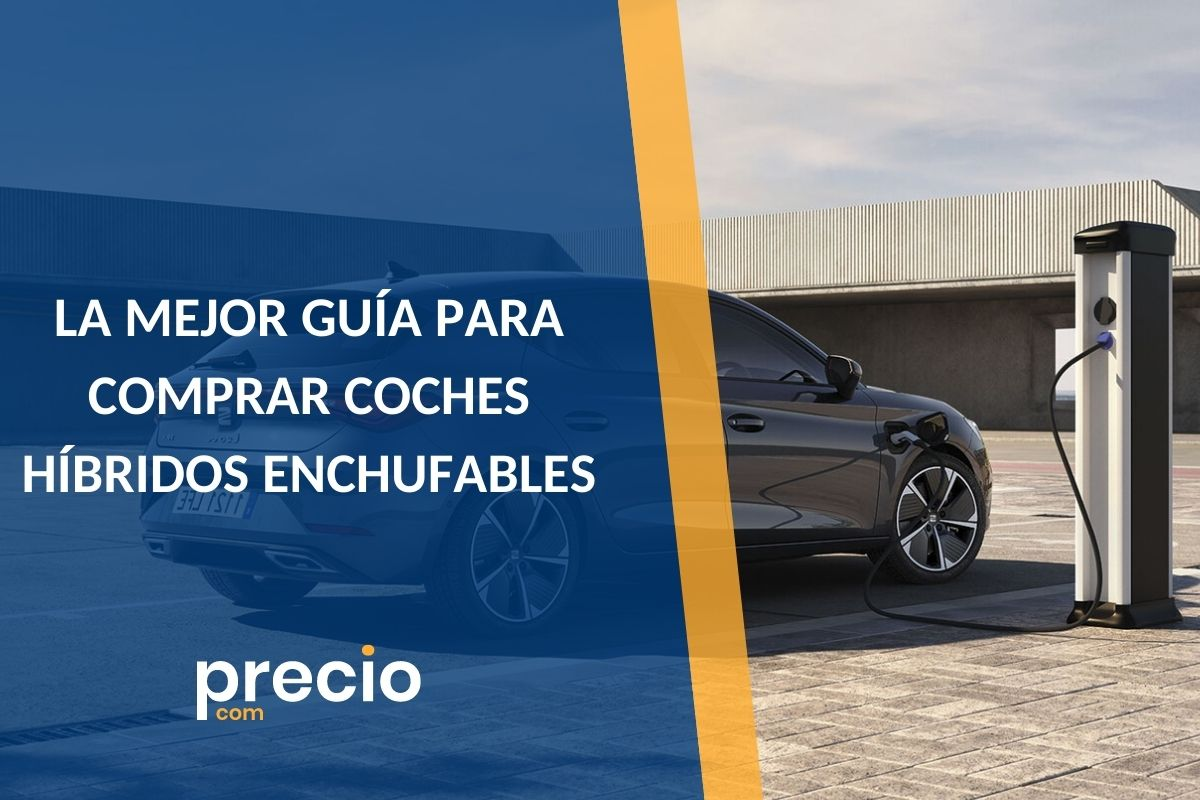 mejores coches híbridos enchufables
