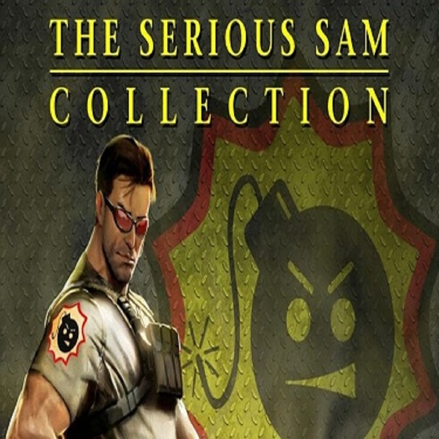 the serious sam colletion google stadia